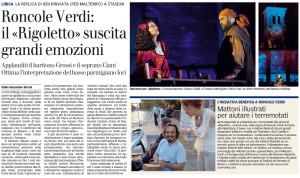 Recensione Rigoletto 22-7-12